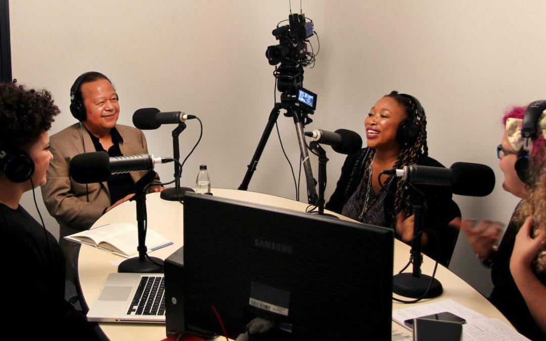 Podcast-interview-radio