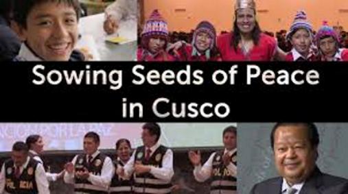 programme-éducation-paix-Cusco-Pérou