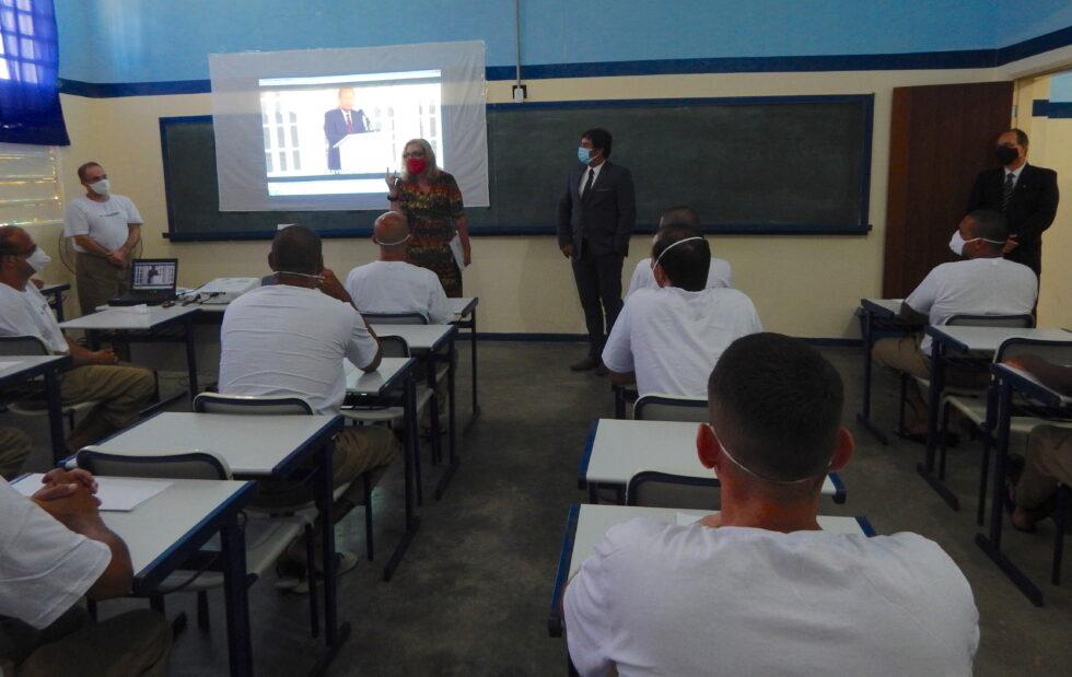 Programme-education-paix-Administration-penitentiaire-bresil
