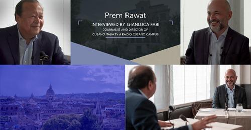 Interview-radio-cusano-italie