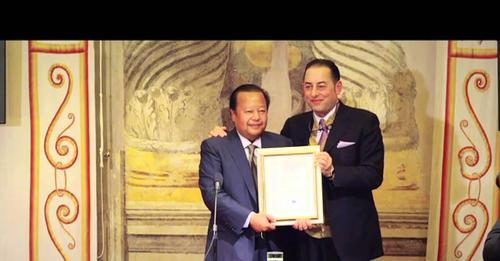 senat-italien-nomination-ambassadeur-de-la-paix